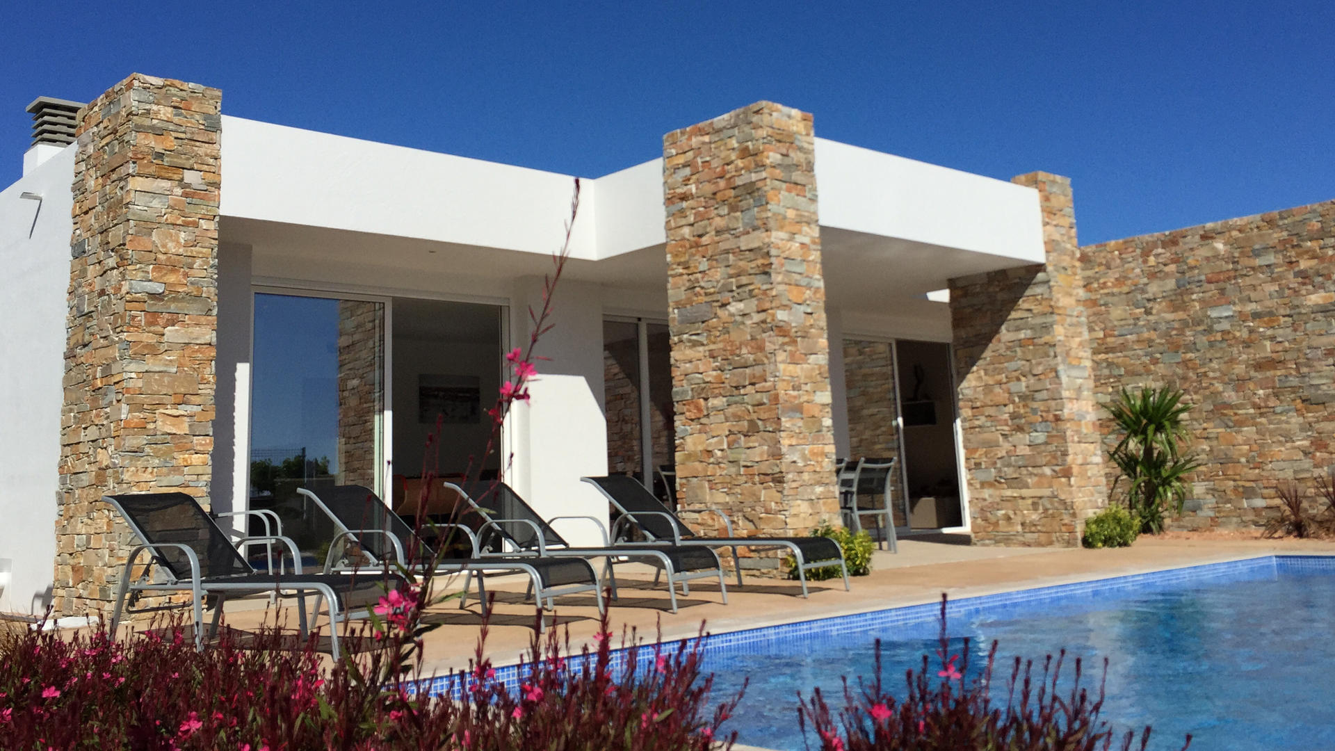 Villa -                                       Alcanar -                                       3 bedrooms -                                       8 persons