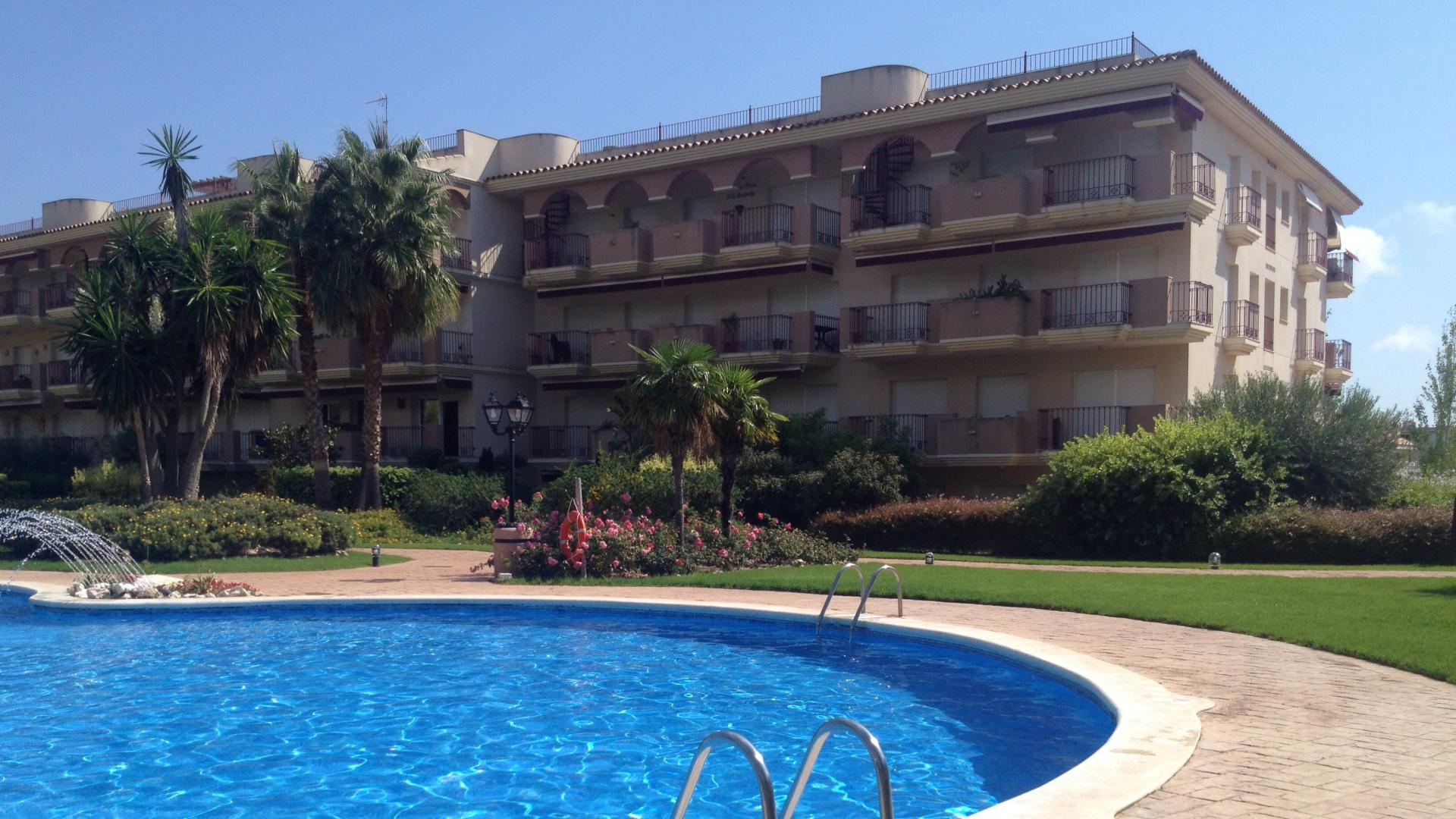 Apartment -                                       Sant Carles De La Rapita -                                       3 bedrooms -                                       6 persons
